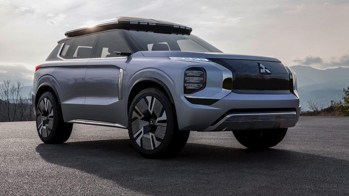 New Mitsubishi Outlander PHEV coming in 2021 - EV Central